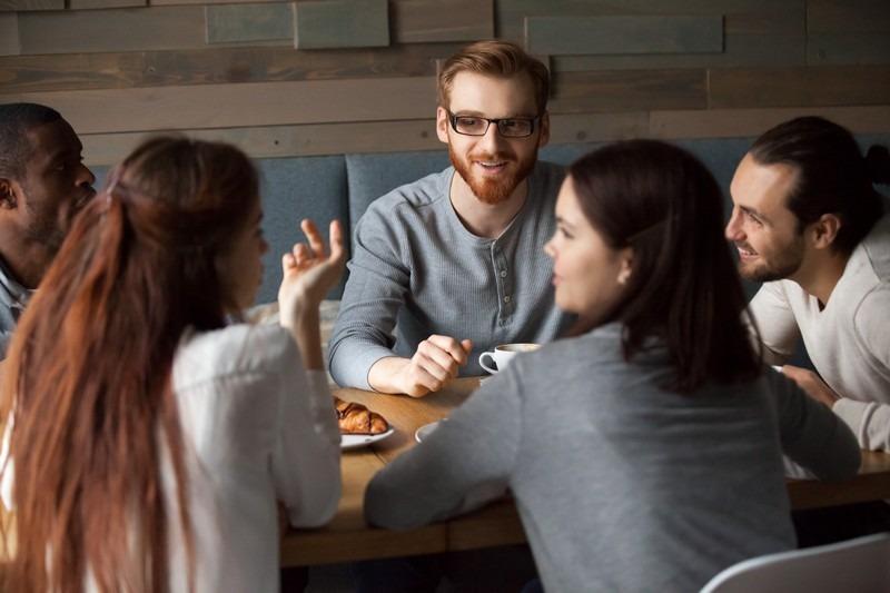 Relações interpessoais no trabalho